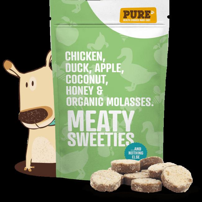 Meaty Sweetie: Anatra e Mela