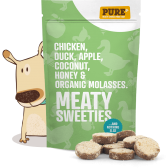 Meaty Sweetie: Duck and Apple