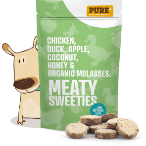 Meaty Sweeties Duck