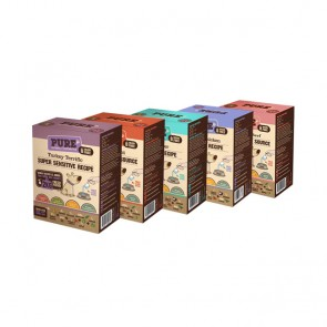 Pure Five Pack (5 x 500gr = 10 kg)