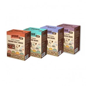 Pure Four Pack 3 (4 x 500gr = 8 kg)
